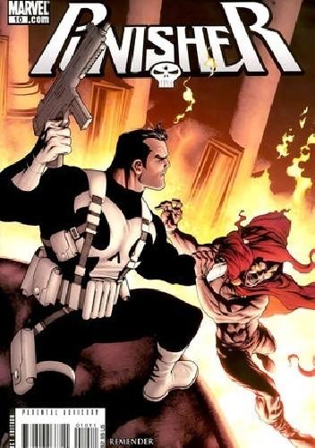 Okładka książki Punisher Vol.8-10