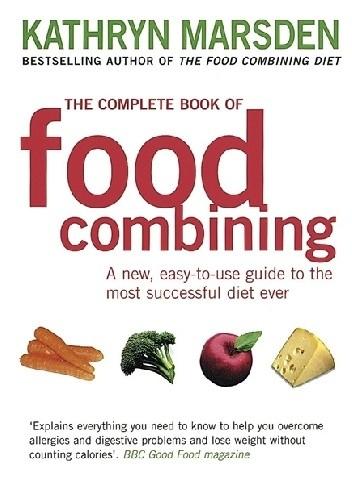 Okładka książki The Complete Book of Food Combining