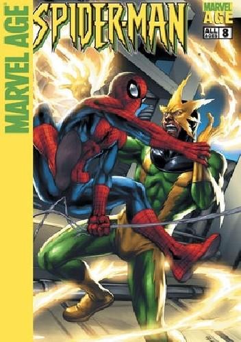 Okładka książki Marvel Age: Spider-Man #8