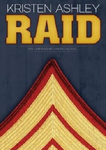 Okładka książki Raid