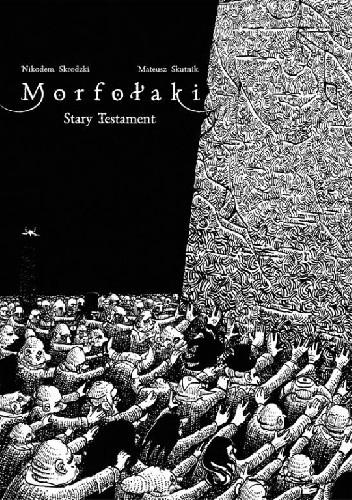 Okładka książki Morfołaki. Stary Testament