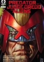 Predator vs. Judge Dredd vs. Aliens #1