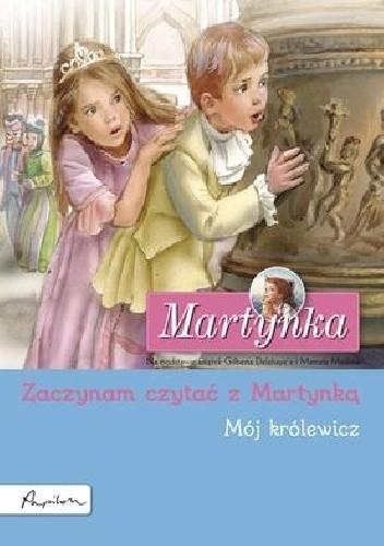 Okładka książki Mój królewicz