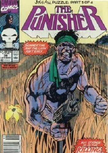 Okładka książki The Punisher Vol.2 #39