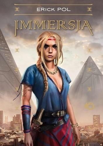 Okładka książki Immersja
