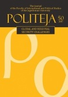 Politeja. Vol. 50. Global and Regional Security Challenges