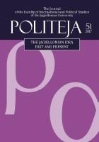 Politeja. Vol. 51. The Jagiellonian Idea: Past and Present