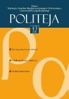 Politeja. Vol. 43 (2016)