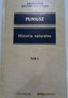 Historia naturalna TOM I