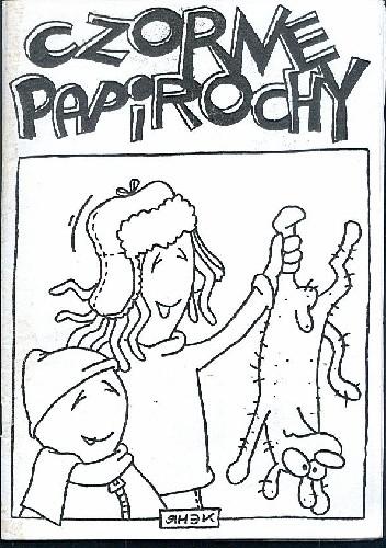 Okładka książki Czorne papirochy. Epizod 4