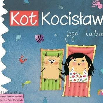 Okładka książki Kot Kocisław i jego ludzie