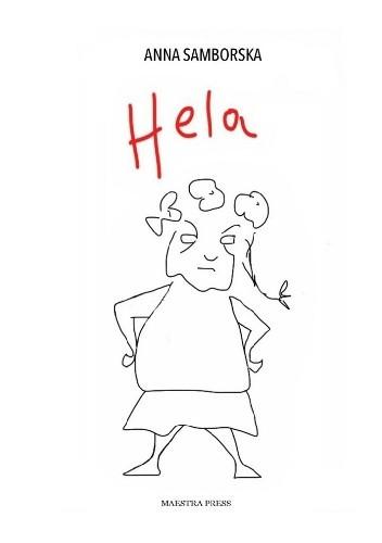 Okładka książki Hela