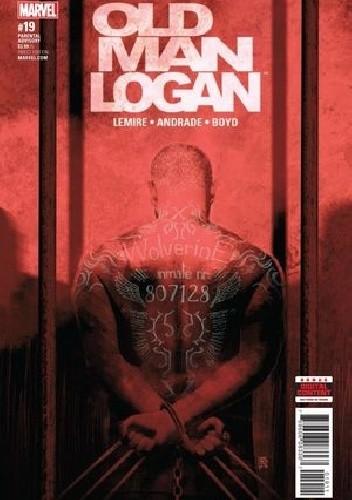 Okładka książki Old Man Logan Vol.2 #19
