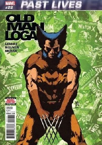 Okładka książki Old Man Logan Vol. 2 #22