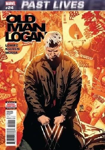 Okładka książki Old Man Logan Vol.2 #24