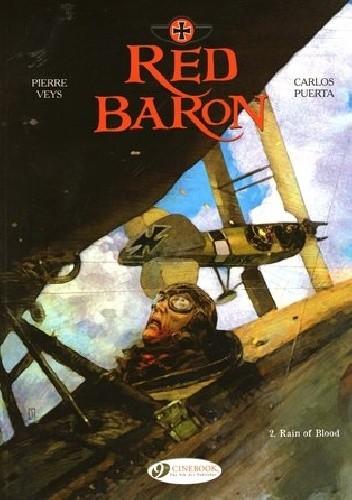 Okładka książki Red Baron Vol.2: Rain Of Blood