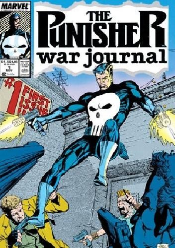 Okładka książki Punisher: War Journal Vol.1 #1