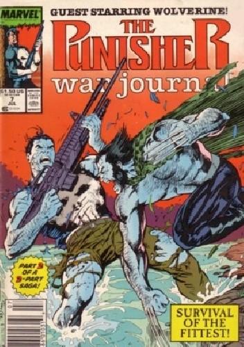 Okładka książki Punisher: War Journal Vol.1 #7