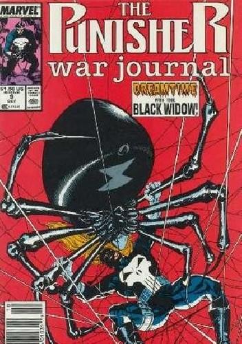 Okładka książki Punisher: War Journal Vol.1 #9