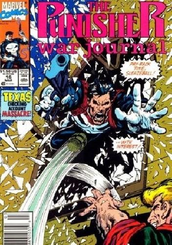 Okładka książki Punisher: War Journal Vol.1 #16