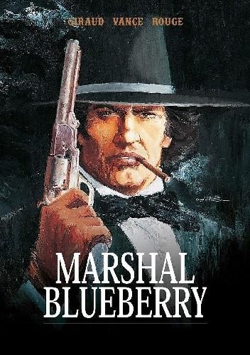 Okładka książki Marshal Blueberry
