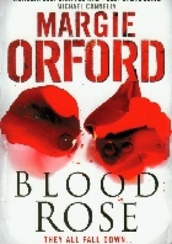 Okładka książki Blood Rose