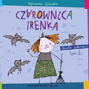 Okładka książki Czarownica Irenka