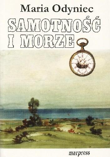 Okładka książki Samotność i morze