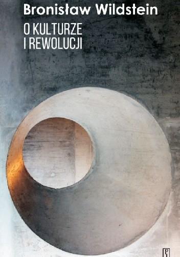Okładka książki O kulturze i rewolucji