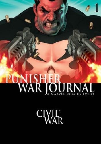 Okładka książki Punisher: War Journal Vol.2 #1