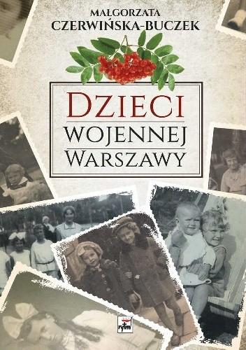 Okładka książki Dzieci wojennej Warszawy
