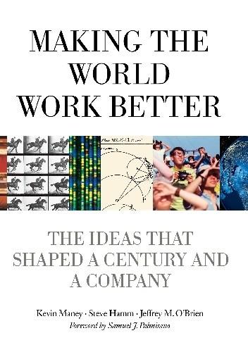 Okładka książki Making The World Work Better