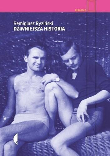 Okładka książki Dziwniejsza historia