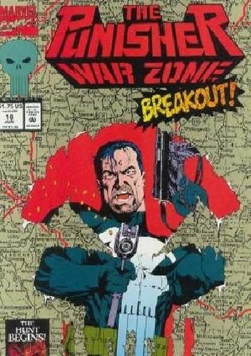Okładka książki Punisher: War Zone Vol.1 #16