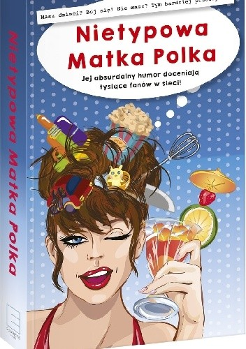 Okładka książki Nietypowa Matka Polka