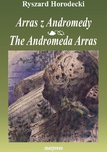 Okładka książki Arras z Andromedy. The Andromeda Arras