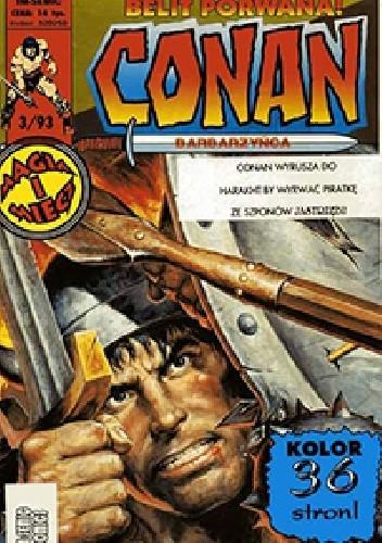 Okładka książki Conan Barbarzyńca 3/1993
