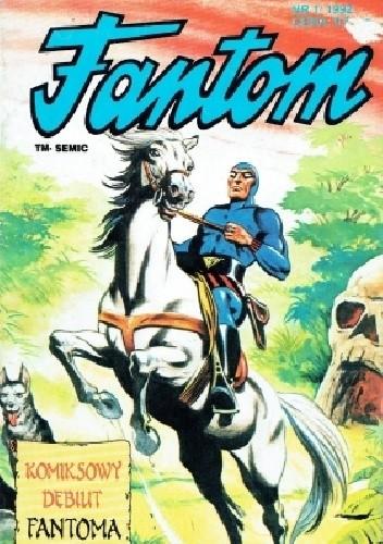 Okładka książki Fantom 1/1992