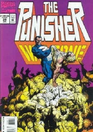 Okładka książki Punisher: War Zone Vol.1 #29