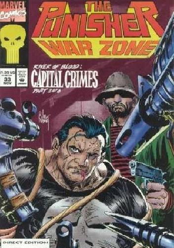 Okładka książki Punisher: War Zone Vol.1 #33