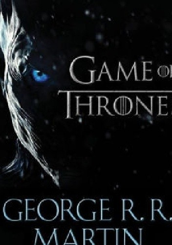 Okładka książki Game of Thrones
