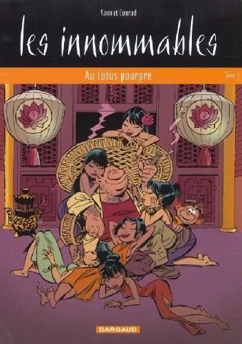 Okładka książki Les Innommables 5- Au Lotus pourpre