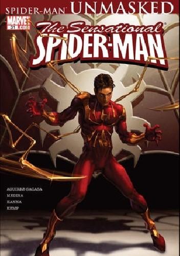 Okładka książki Sensationel Spider-Man #31