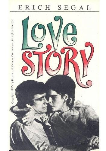 Okładka książki Love Story, czyli O miłości