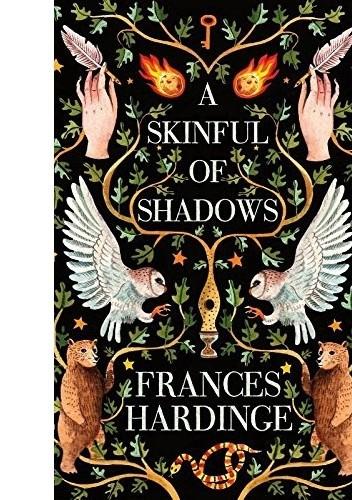 Okładka książki A Skinful of Shadows