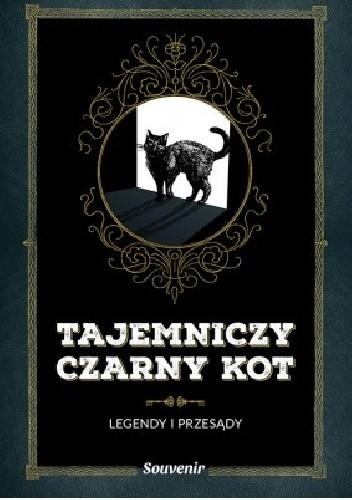 Okładka książki Tajemniczy czarny kot