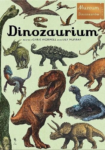 Okładka książki Dinozaurium