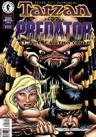 Tarzan vs. Predator: At the Earth's Core #4