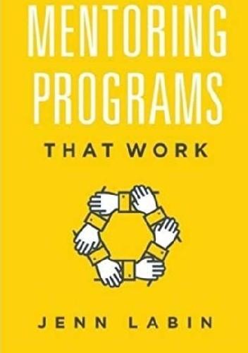 Okładka książki Mentoring programs that work