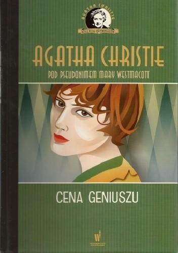 Okładka książki Cena geniuszu